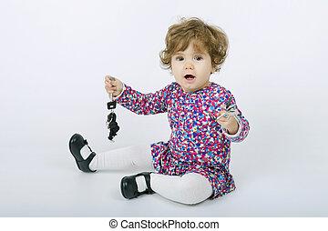 babyschlüssel