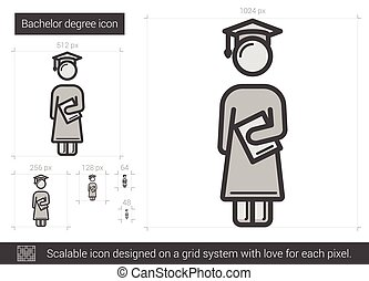 Bachelor degree Clipart and Stock Illustrations. 5,361 ...