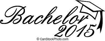 Bachelor graduation 2015