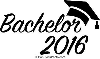 Bachelor graduation 2016