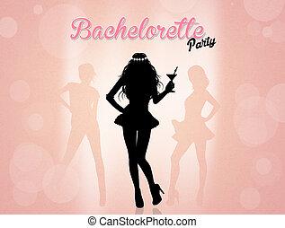 bachelorette, abend