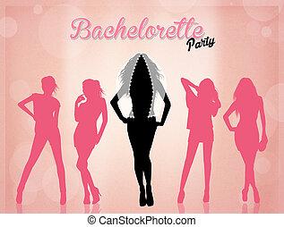 bachelorette beteiligtes