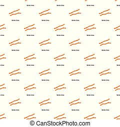 Bacillus cereus pattern seamless in flat style for any...