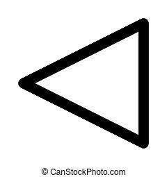 Back Button Web Icon - msidiqf