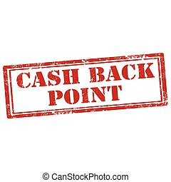 back, contant geldpunt