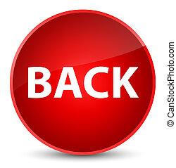 Back elegant red round button