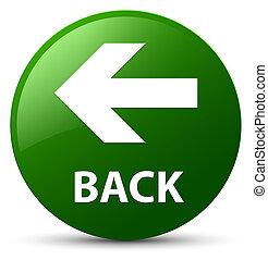Back green round button
