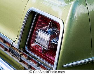 back light of a Chevrolet