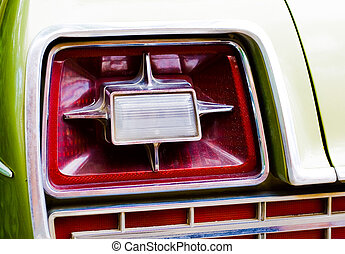back light of a Chevrolet