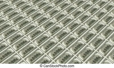 back of 100 dollar bills,Printing