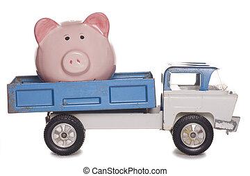 back of a lorry savings