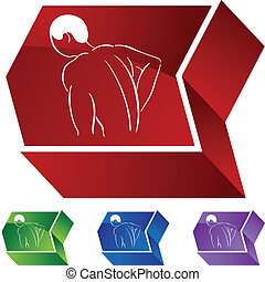 Back Pain Icon