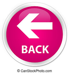 Back premium pink round button