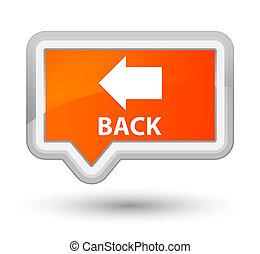 Back prime orange banner button
