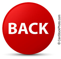 Back red round button