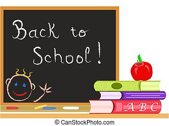 back, school