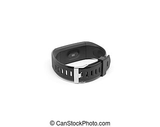 Back side of the smart watch