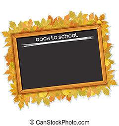 Autumn Vector Background
