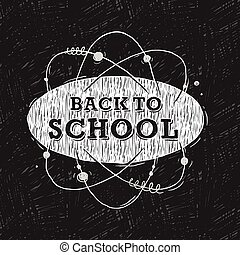 Back to school, background