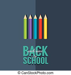 Back to School Concept.