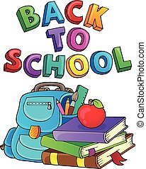 Back to school design 3