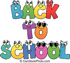 Back to school design 5