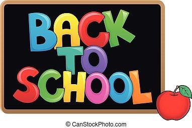 Back to school design 6