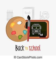 Back to school design.