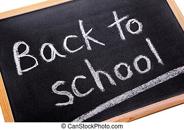 Back to School message