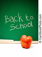 Back to School note