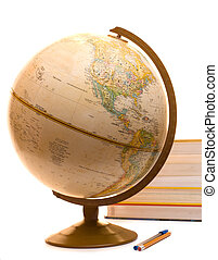 Back To School Objects - Back to school objects, including a...