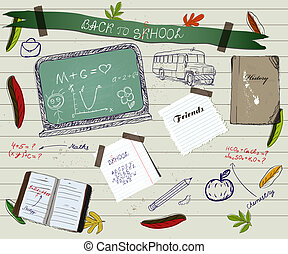 Back to school scrapbooking poster2.
