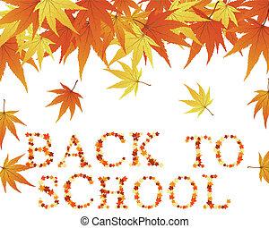 Back to school theme