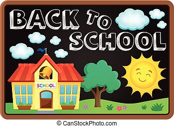Back to school topic 7