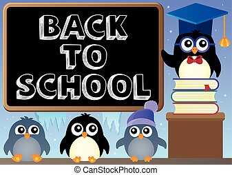 Back to school topic 8