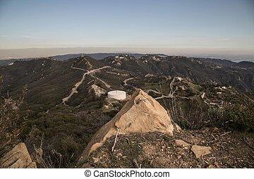 Backbone Trail Vista