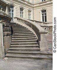 backdoor steps