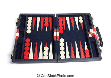 Backgammon Set