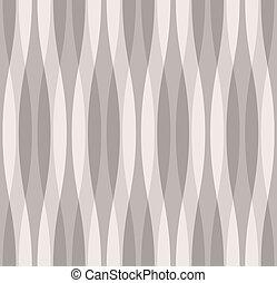 backgr, gris, resumen, ondulado, sombras