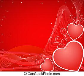 backgr, romantische , künstlerisch