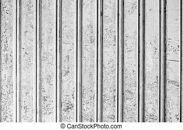 grunge corrugated metal