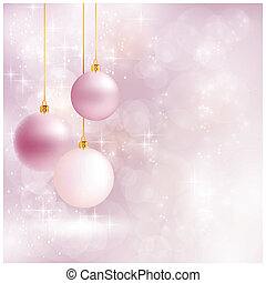 backgroun, 軟, 聖誕節, 模糊