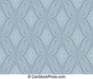 backgroun, papier peint, seamless, damassé