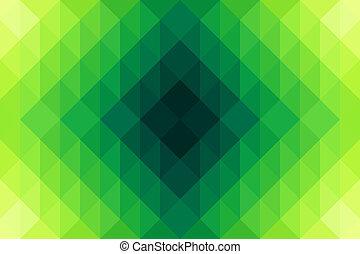 backgroun, resumen, polígono, colorido