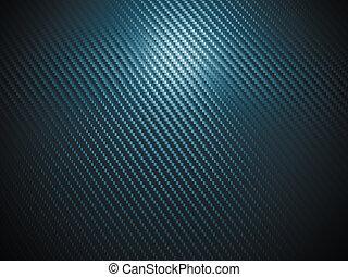 background 3d render of carbon fiber pattern