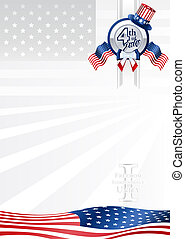 Background 4th of July