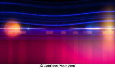 background abstract light