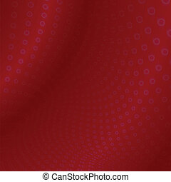 Background abstract red