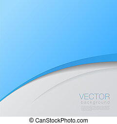 Background Abstract Vector. Creative design template
