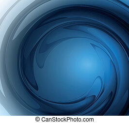 Background abstract whirlpool